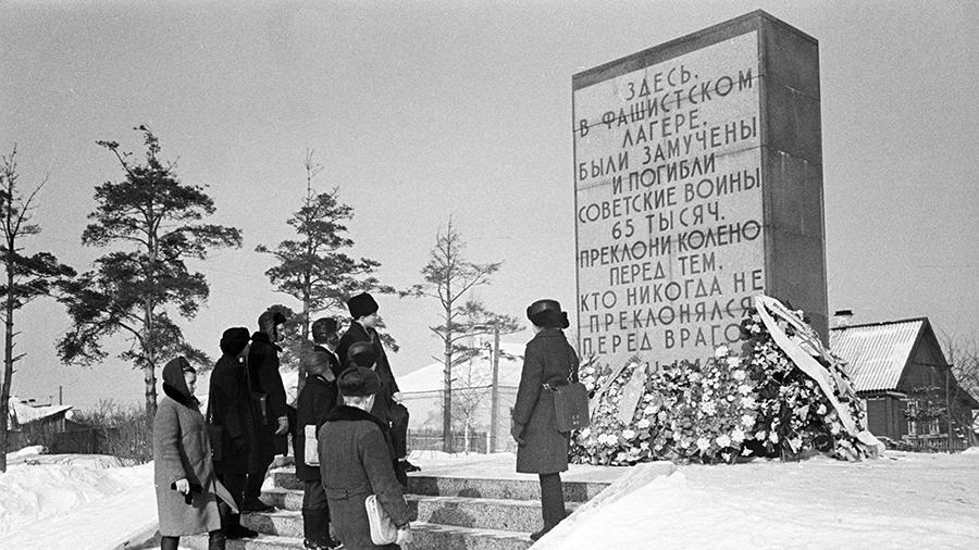 """Эстония """"прославилась"""" своими карателями"""