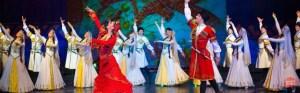 Дни культуры России отмечают «Лезгинкой» в Узбекистане