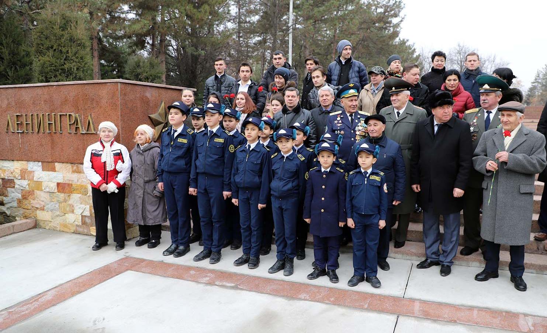 Ташкент не забыл подвиг блокадного Ленинграда
