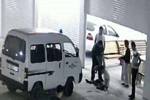МВД прокомментировало избиение жалобщика в Андижане