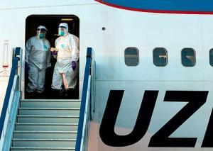 МИД: приостановлено авиасообщение с Ираном и Афганистаном