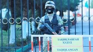 Усиленный режим ввели в Узбекистане