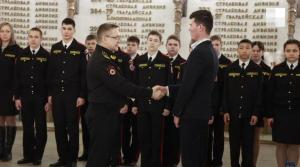 Узбекский студент награжден за спасение американцев в России