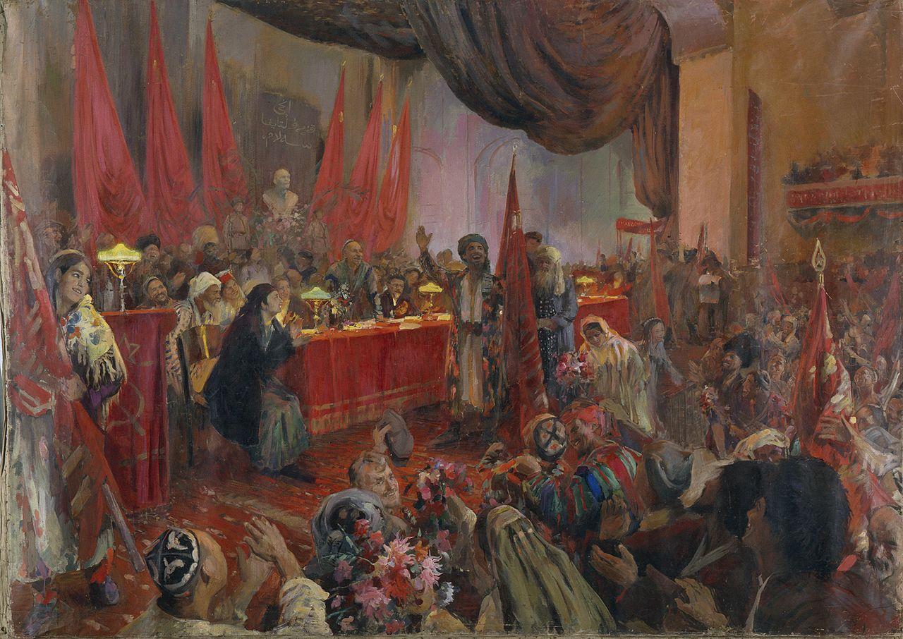 УзССР-95: за что свергли эмира Бухары