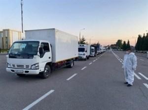 Тела 17 погибших гастарбайтеров доставили из России