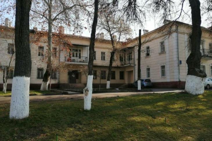 В Ташкенте спасли от сноса дом Щусева 1935 года