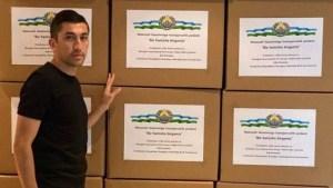 Одил Ахмедов отправит из Китая медикаменты в Узбекистан