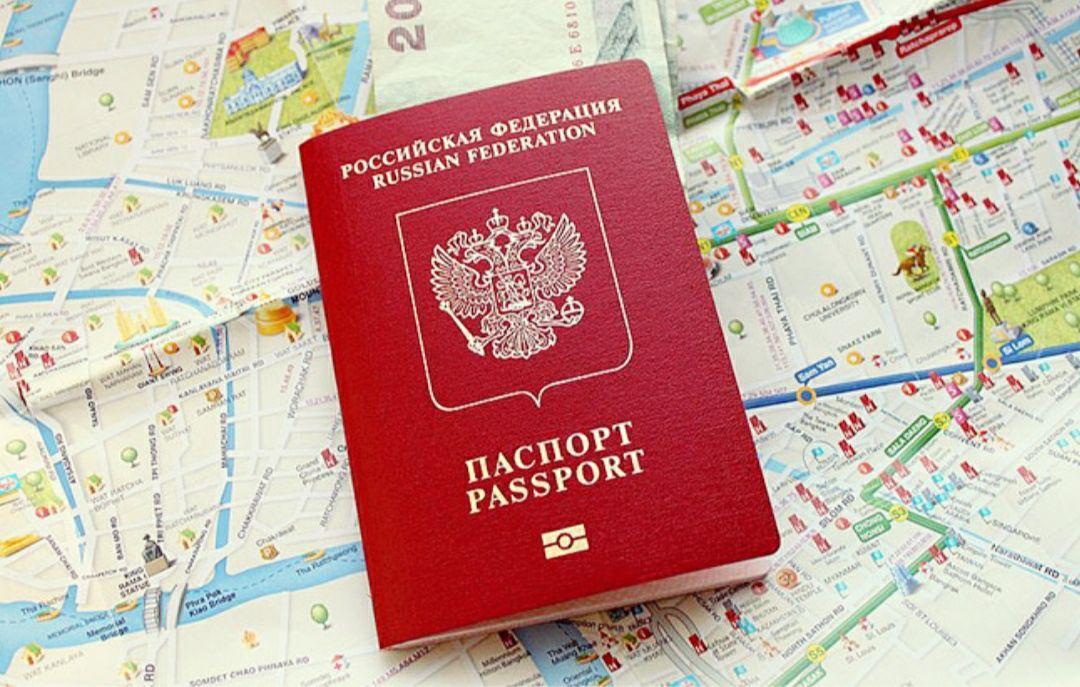 Если паспорт РФ закончился в Ташкенте.