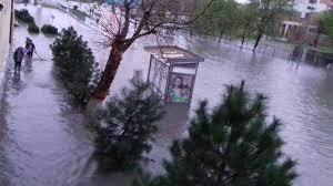 Штормовое предупреждение объявлено в Узбекистане