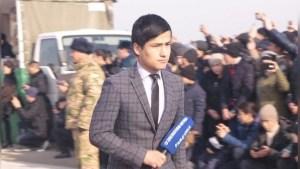 За оскорбление участкового журналист получил 15 суток в Фергане