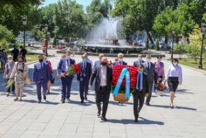 Любим, помним, чтим: 221-летие А.С. Пушкина торжественно отметили в Узбекистане