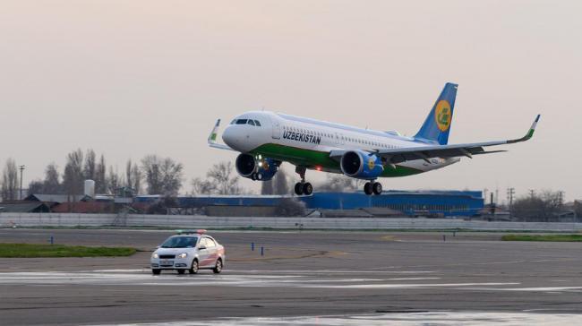 Узбекский лоукостер совершил первый полёт-цены