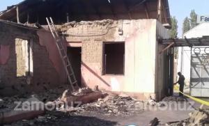 Ферганец спалил дом после расторжения помолвки