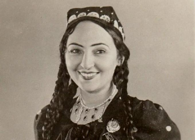 Тамара Ханум оскорбилась орденом Ленина