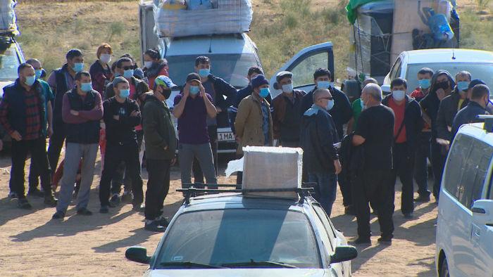 «Забытые» узбеки ждут помощи из Ташкента