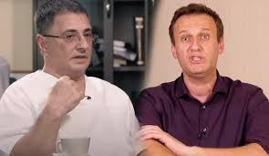 D-r Мясников поведал о своей страсти: ненависти к Навальному