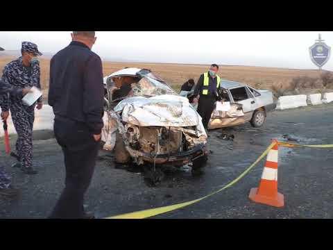 Автоавария под Нукусом унесла шесть жизней
