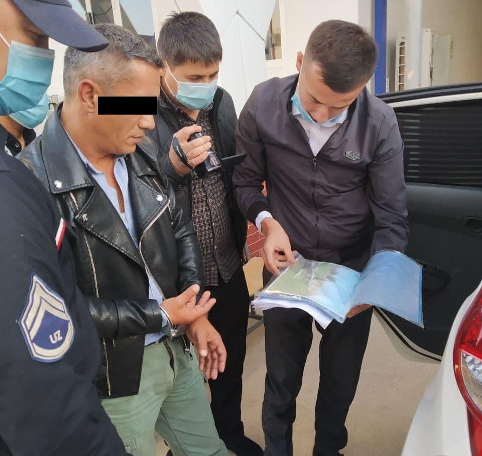 В узбекскую Национальную гвардию «брали» за 00