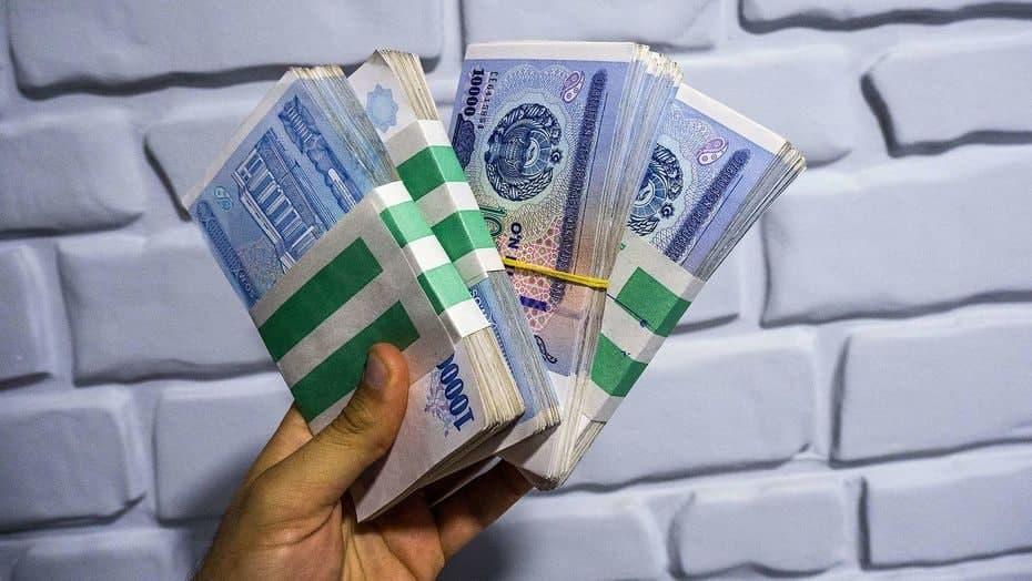Узбекский сум «похудел» за год на 10 процентов