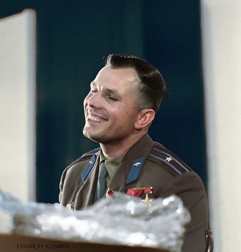 США «вычеркнули» из истории Юрия Гагарина