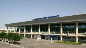 В аэропорту Ташкента  откроют эстакаду на второй этаж