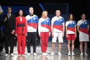 Олимпийская спортивная форма поразила россиян