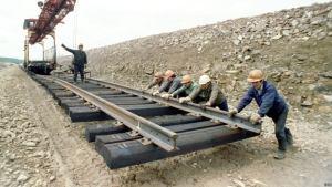 Узбекских специалистов задействуют на строительстве железных дорог в России