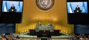 Инициатива Шавката Мирзиёева по Аралу единогласно поддержана в Генассамблее ООН