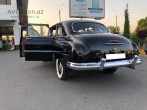 Советский раритет ГАЗ 12 ЗиМ продают за 0 тыс в Ташкенте