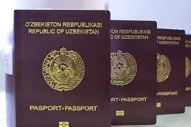 1 июня: получение загранпаспортов станет повсеместным в Узбекистане