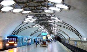 Аномальная жара резко замедлила метрополитен в Ташкенте