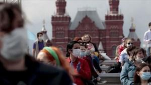 Москву ожидает жесткий локдаун из-за недостаточной вакцинации