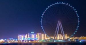 Новое мировое техночудо: «Глаз Дубая» откроется в Эмиратах