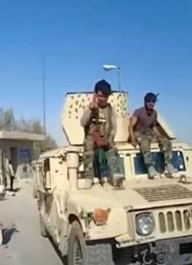 Кундуз пал под натиском талибов