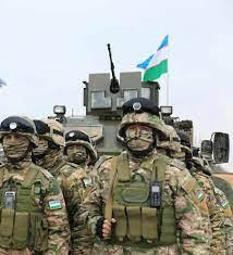 Ъ: Москва наращивает поставки оружия в Среднюю Азию