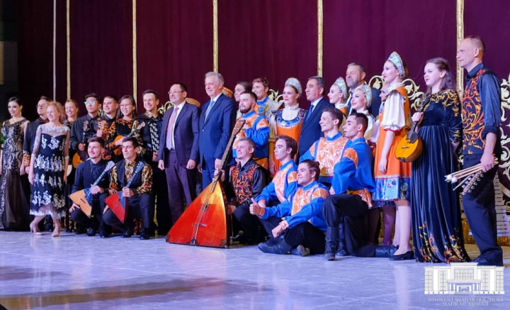 «Морошка» дала тур по Узбекистану
