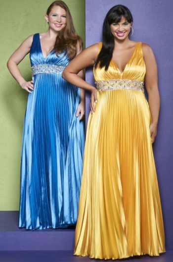 2762d4769 vestidos amarillos para gorditas