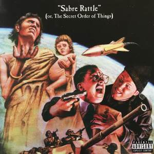 """CD, Audiobook """"Sabre Rattle"""" 