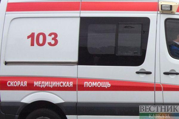 Автобус протаранил ВАЗ в Москве, есть жертвы   Вестник Кавказа