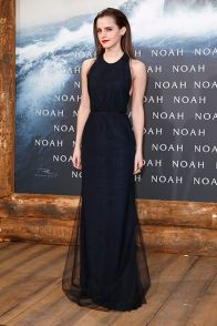 BERLIN, GERMANY - MARCH 13: Emma Watson attends the 'Noah' Germany Premiere at Zoo Palast on March 13, 2014 in Berlin, Germany. (Photo by Franziska Krug/Getty Images)