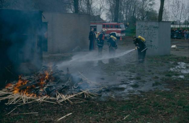 wedstrijd brandweer bb bunker