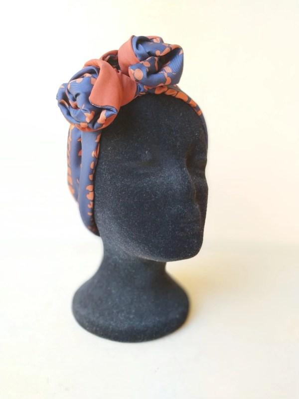 Fascia per capelli modellabile Swing Cod 121