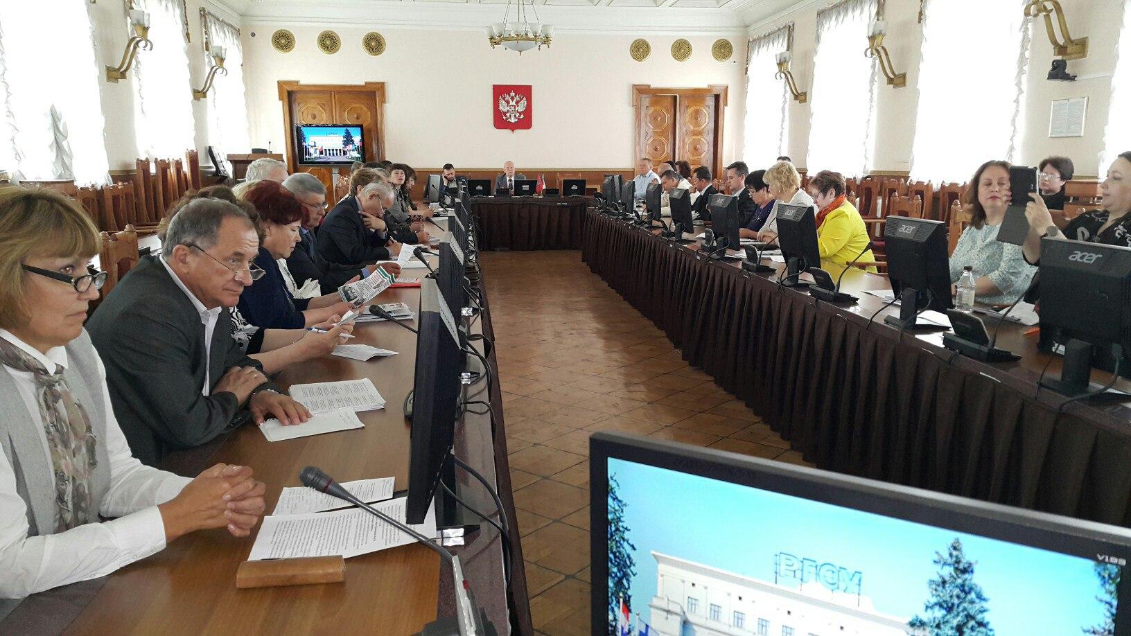 В Москве с участием представителей от Тюмени состоялась научно-практическая конференция по развитию территориального общественного  самоуправления