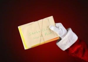 Christmas Mailing Time