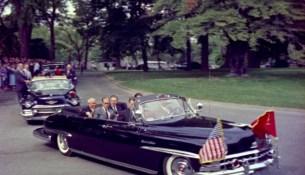"""""""Khrushchev Does America"""" documentary"""
