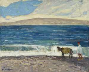 "Д. Моррис, ""Пляж"", McMichael Can Art Gallery"