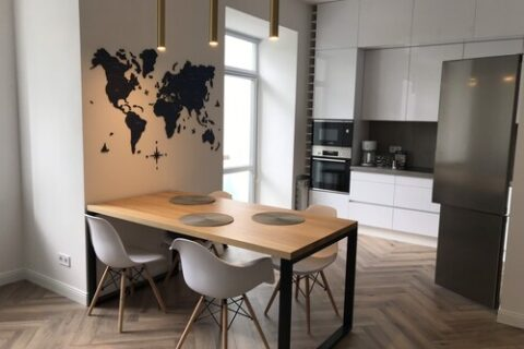 cozy kitchen with all applience
