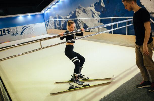 ski simulator proliski kiev