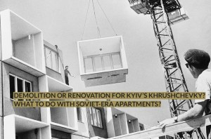 building khrushchevky kiev