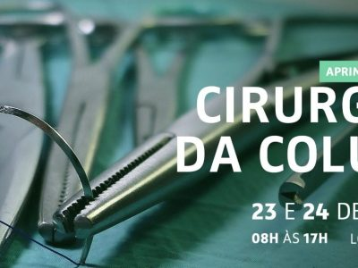 Curso de Aprimoramento em Cirurgias da Coluna